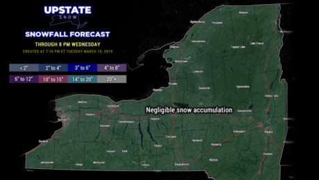 Upstate Snow Weather Report Serving New York Since 2012